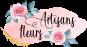 Logo footer artisans fleurs